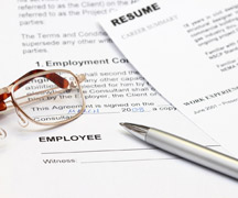 Crafting The Right Resume